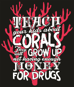 Teach your kids about corals...